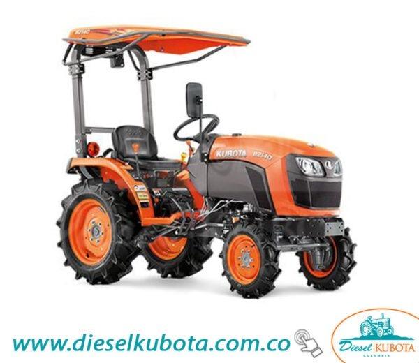 Tractor-kubota-B2140s-1