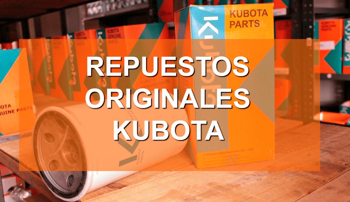 Respuestos Originales Kubota