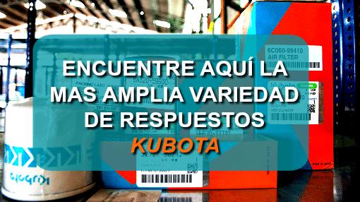 Repuestos Kubota Bogotá