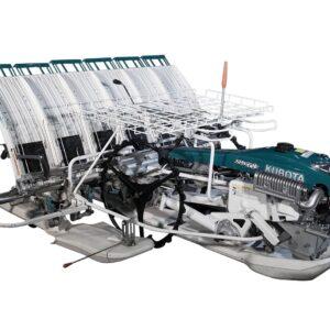 trasplantadoras de arroz kubota spw-68c