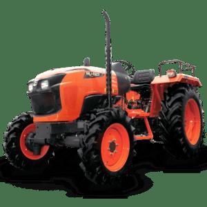 Un Tractor Kubota con potente unidad y confort. Sus características le proporcionan al MU4501 (4x4) un rendimiento operativo más sobresaliente.