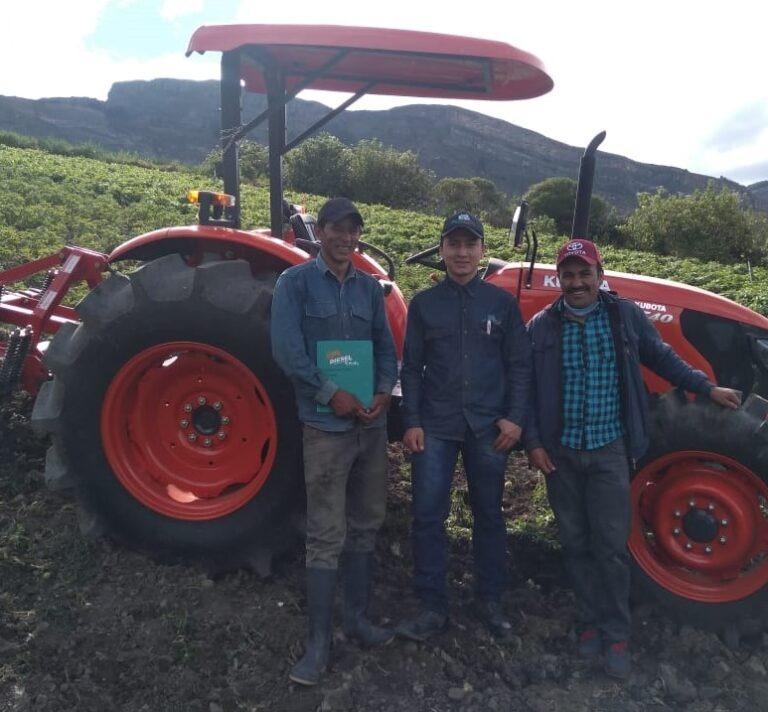 Tractor Kubota M9540